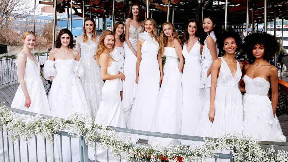 wedding collection spring 2020