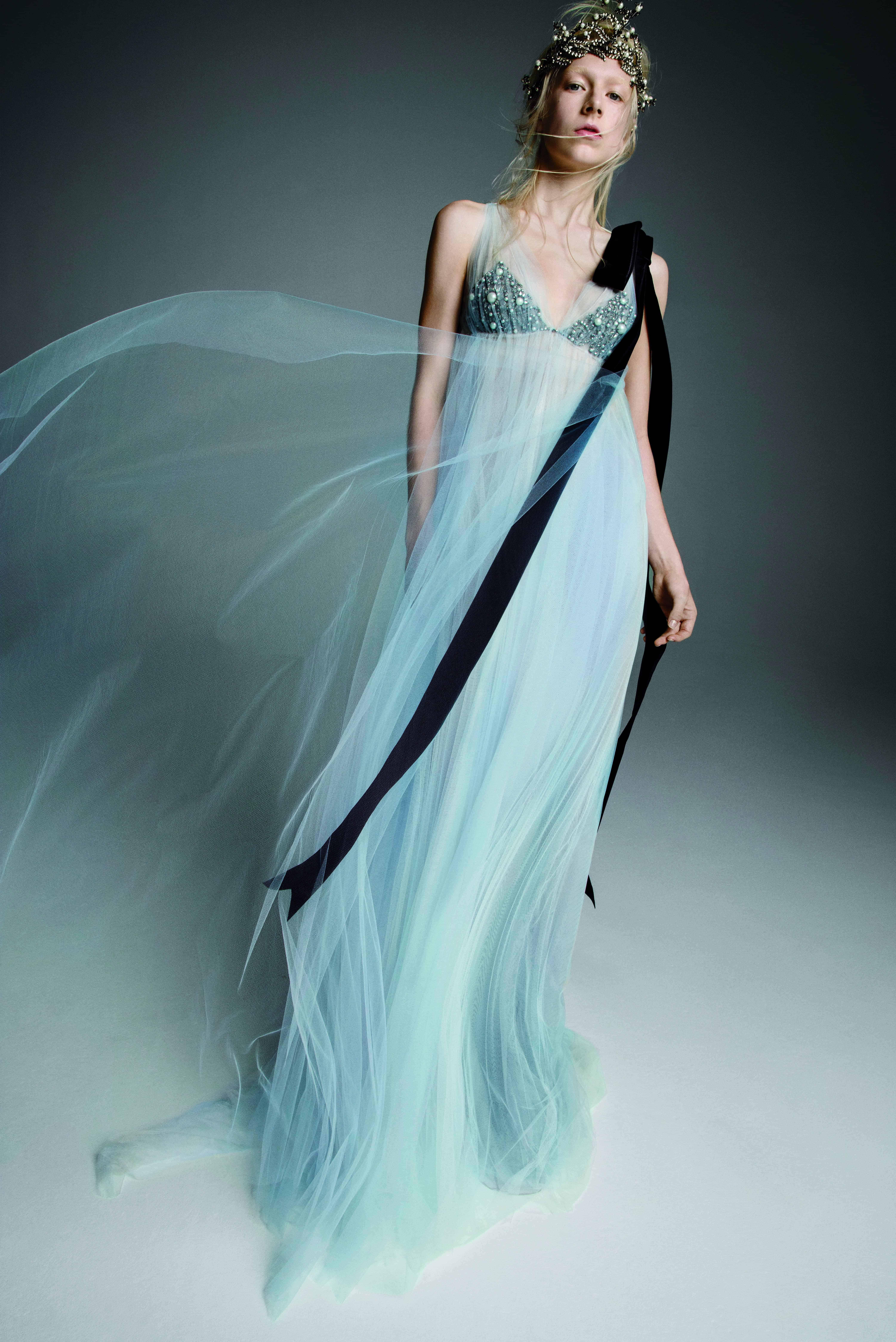 wedding dress collection fall 2019 by Vera Wang