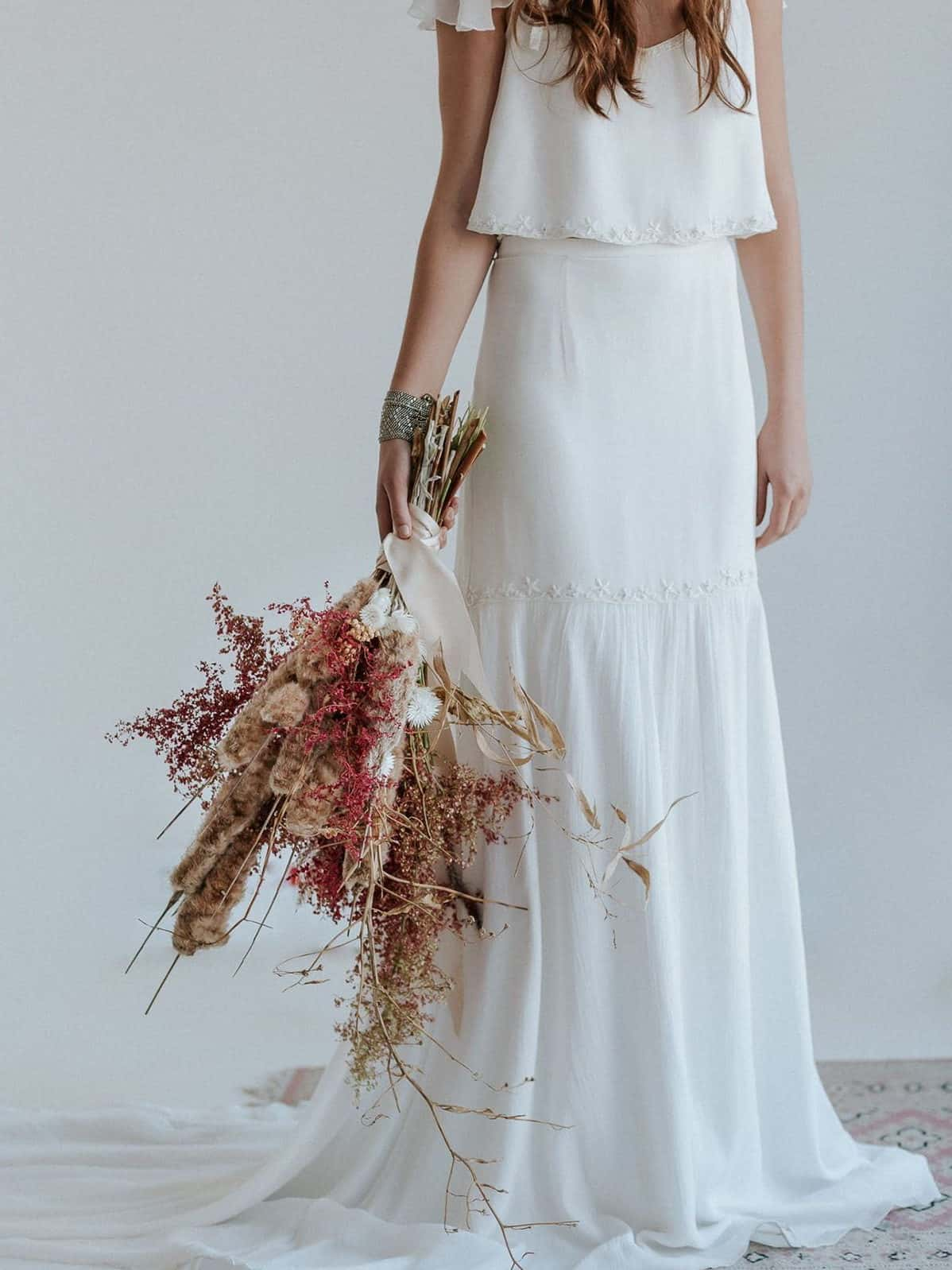 wedding bouquet with