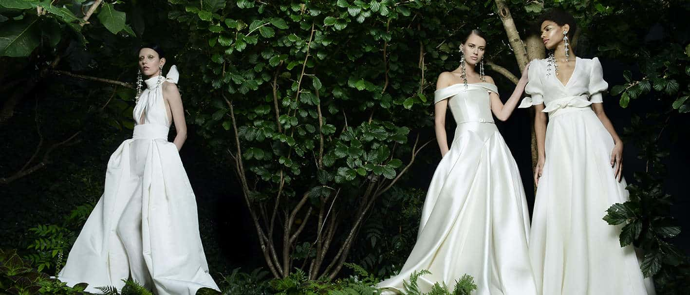 wedding dresses collection 2021