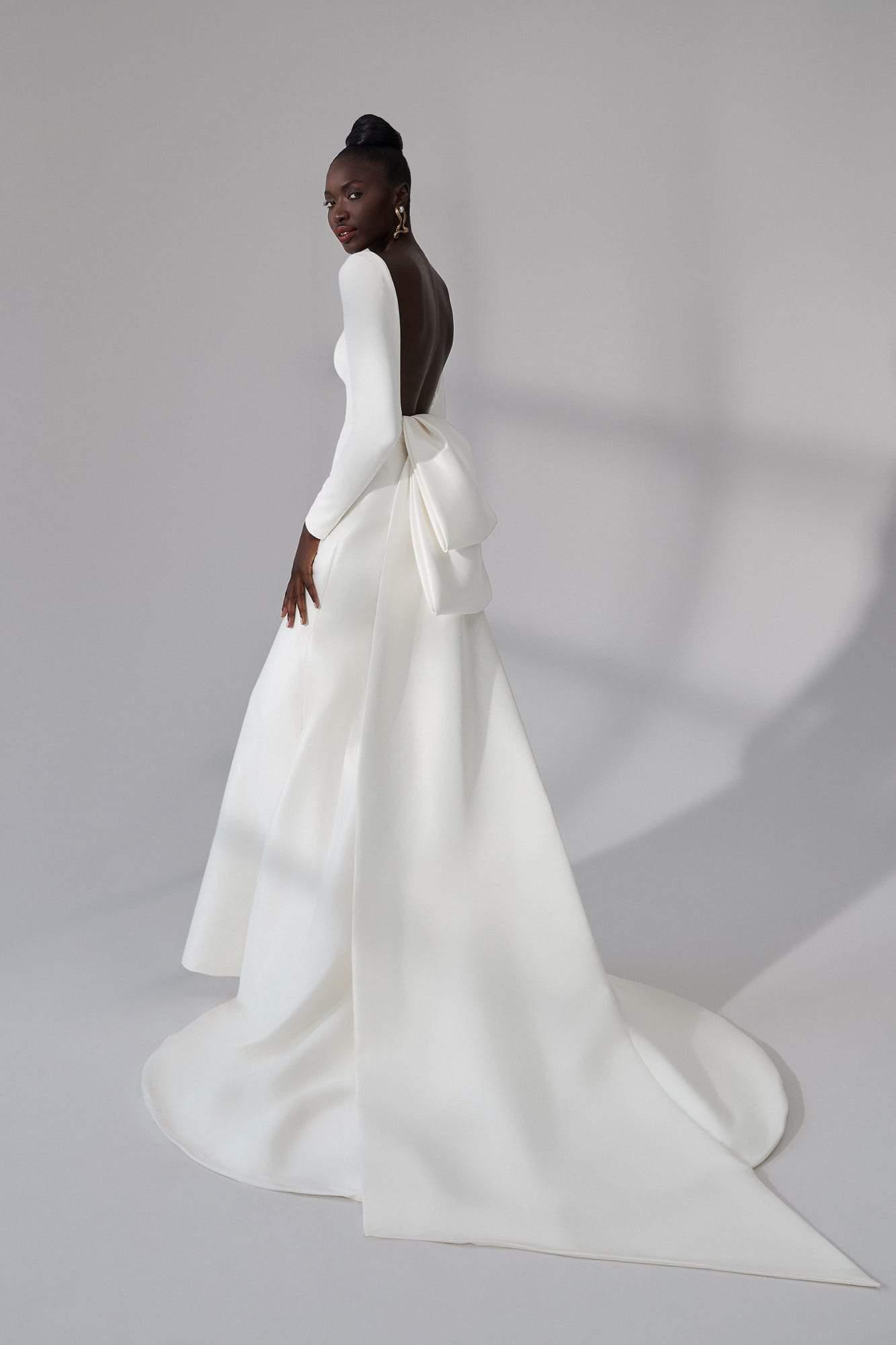 wedding dresses by Justin Alexander