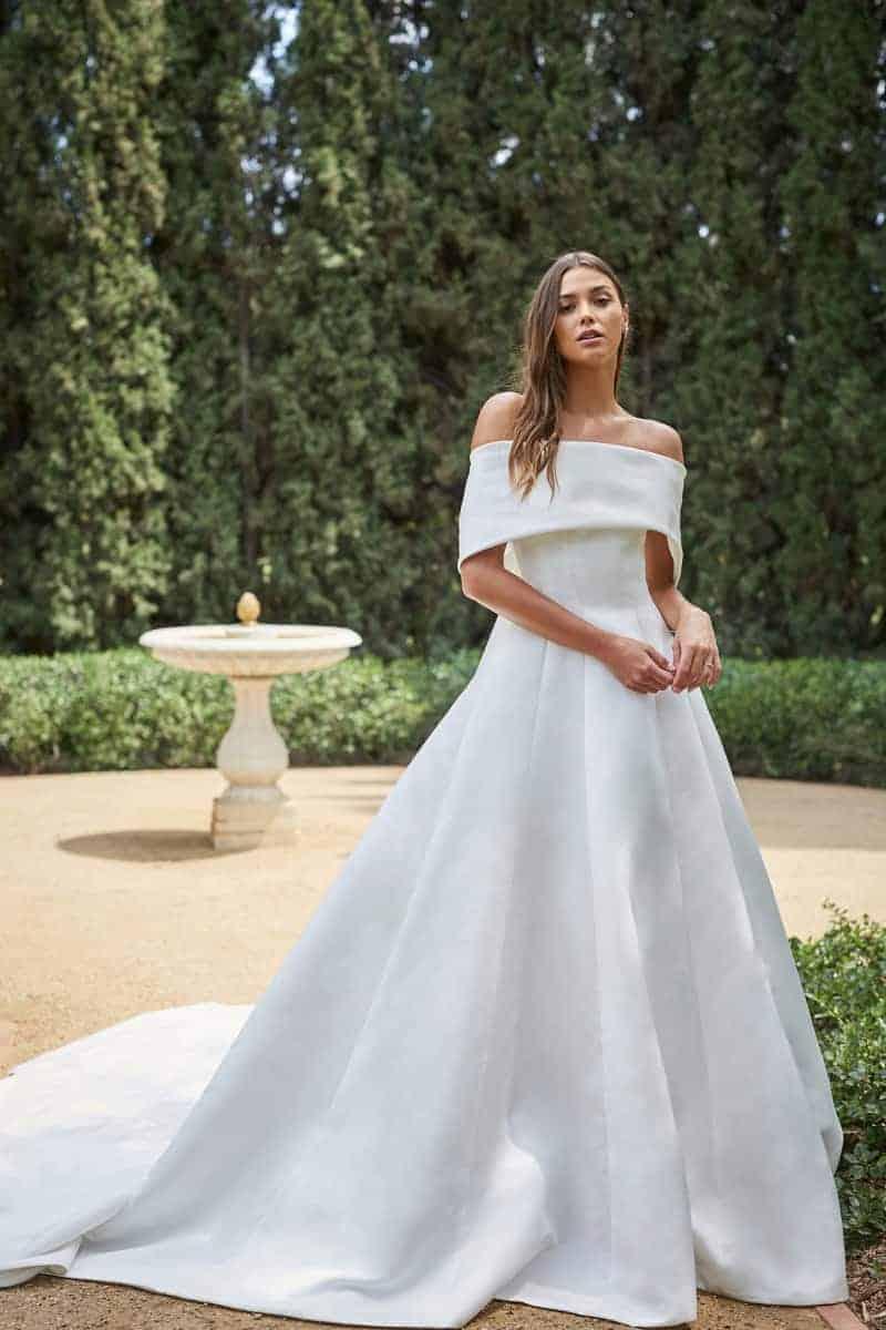 wedding dresses by Monique Lhuillier