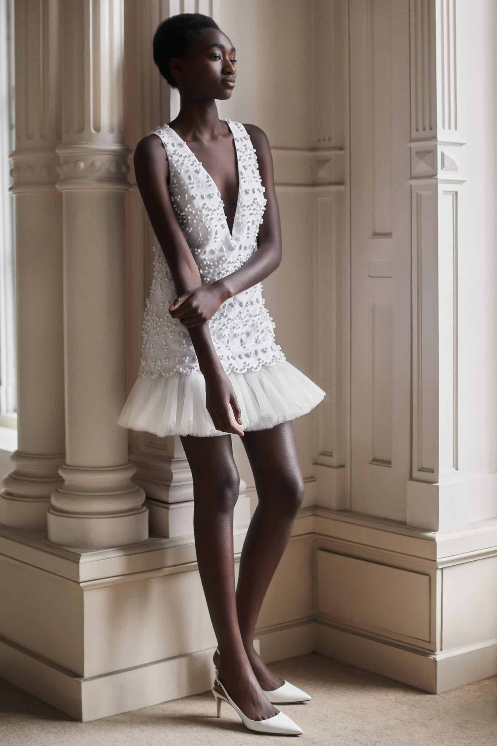 a sort wedding dresses by Victor and Rolf