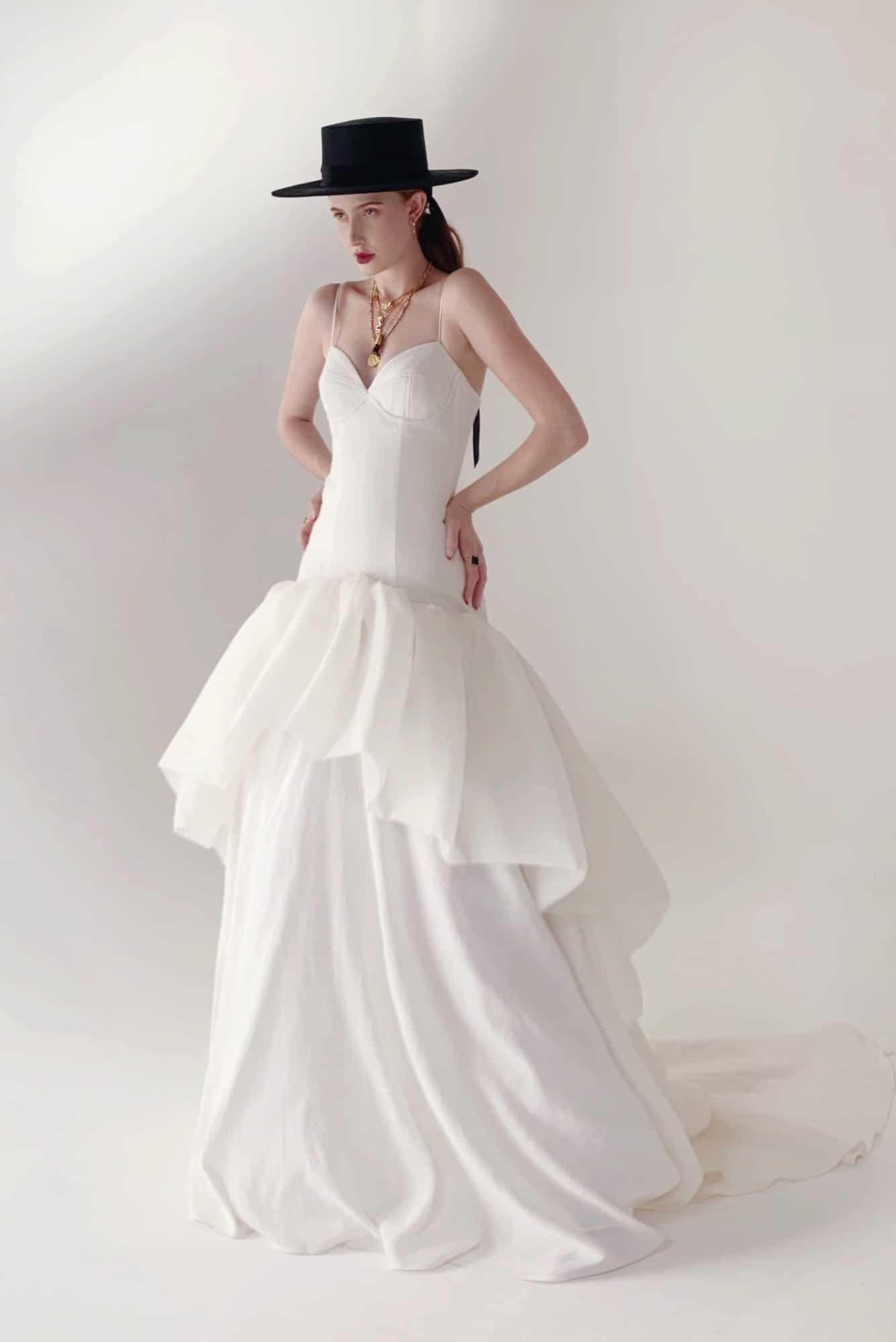 wedding dresses by Odylyne the ceremony
