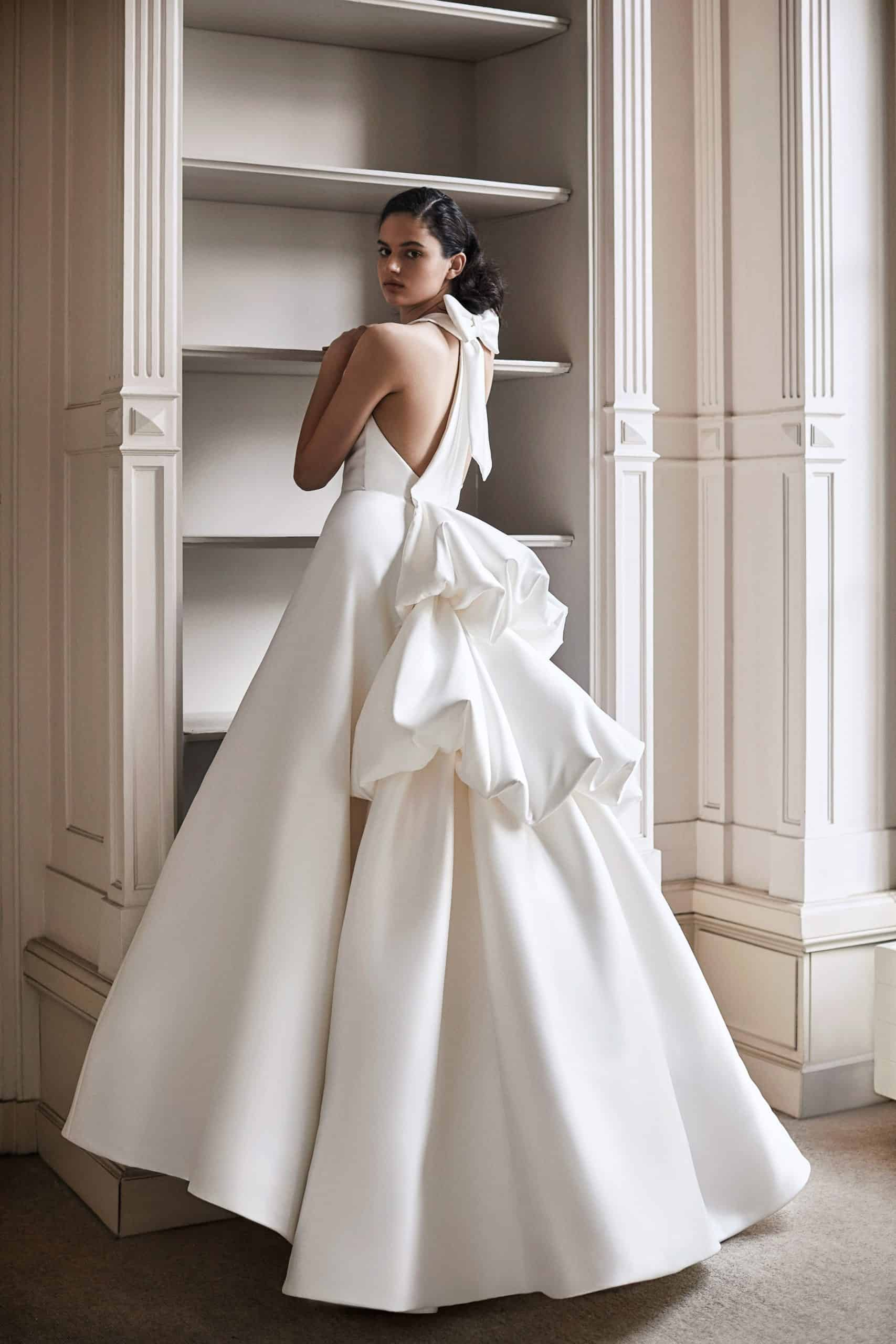wedding dresses by Victor and Rolf