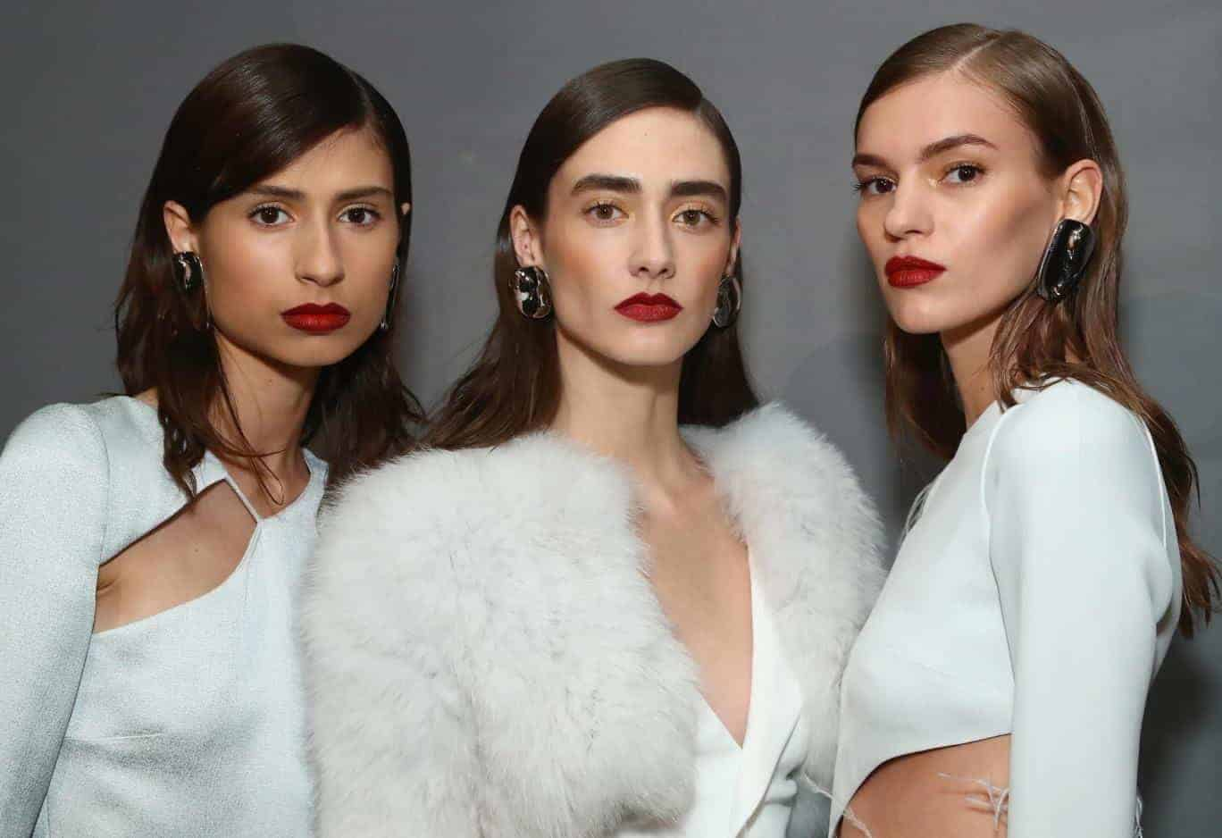makeup trends red lips