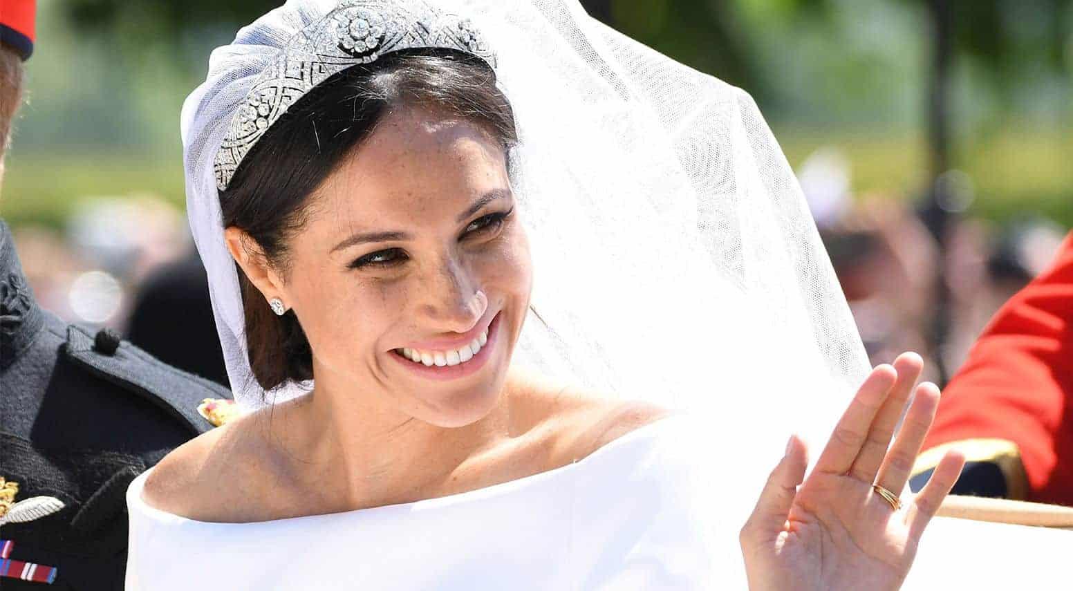 bride Meghan Markle