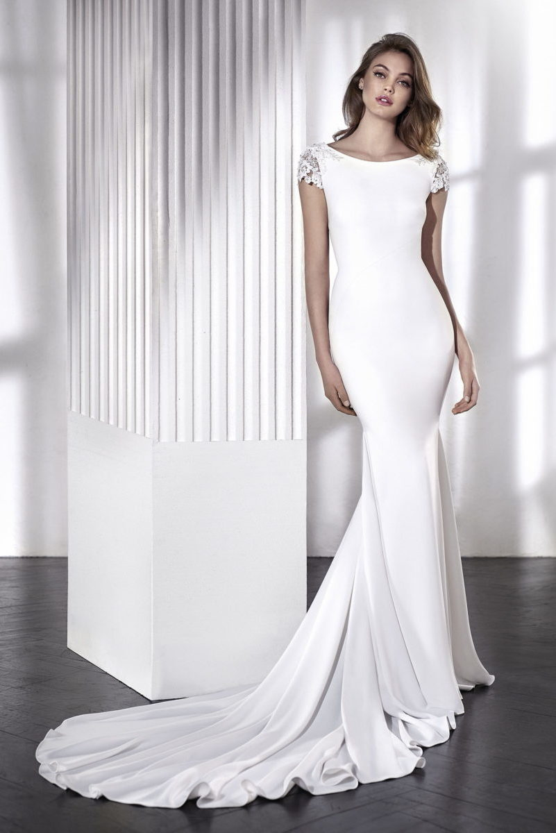 wedding dress like Meghan Markle by St. Patrick