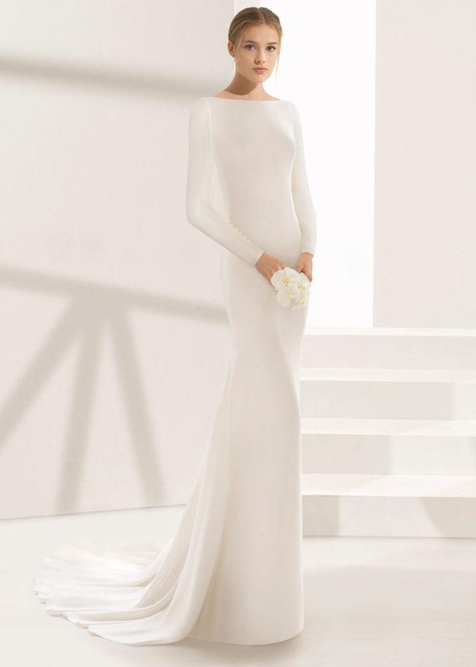 wedding dress like Meghan Markle by Rosa Clara