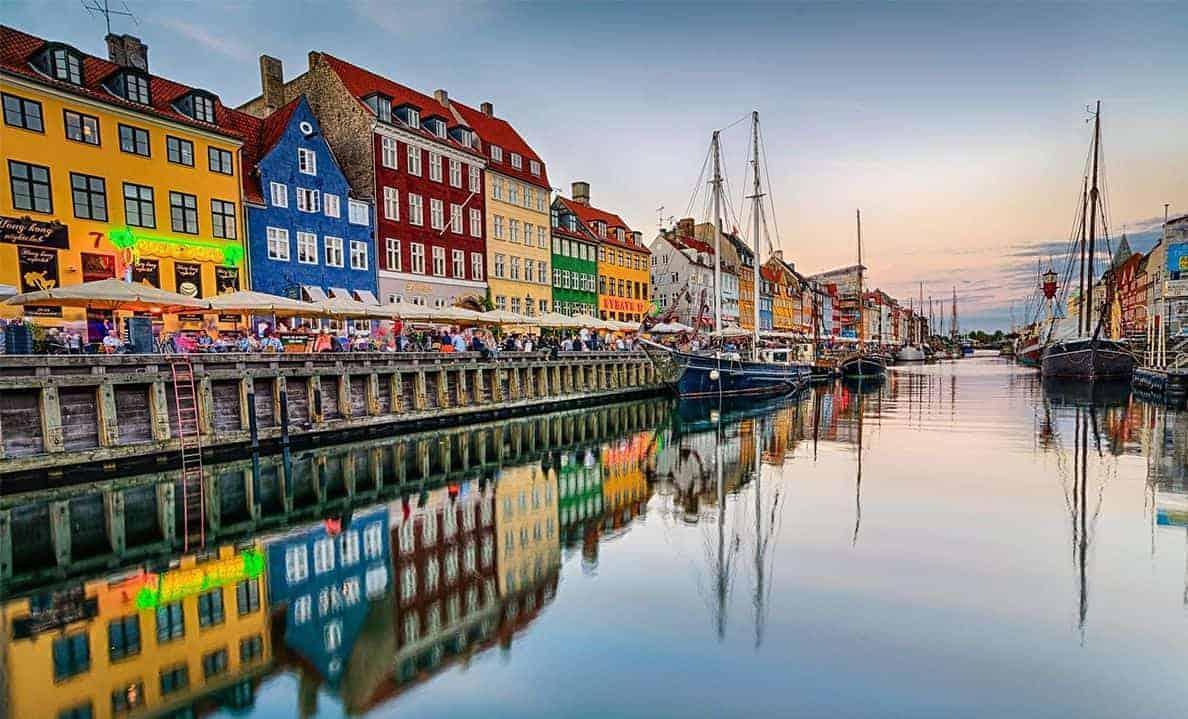 honeymoon Denmark