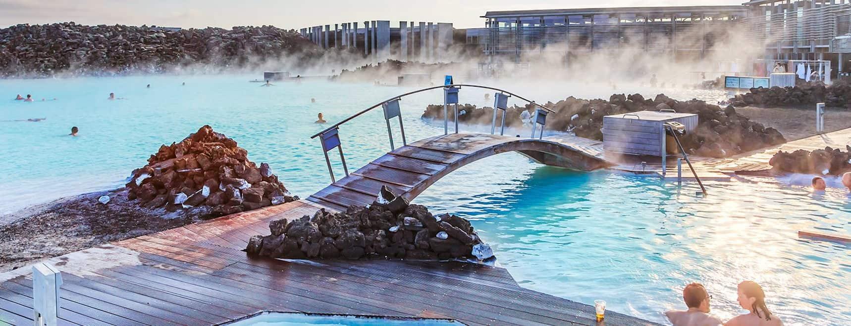 honeymoon Europe Iceland Turquoise lake