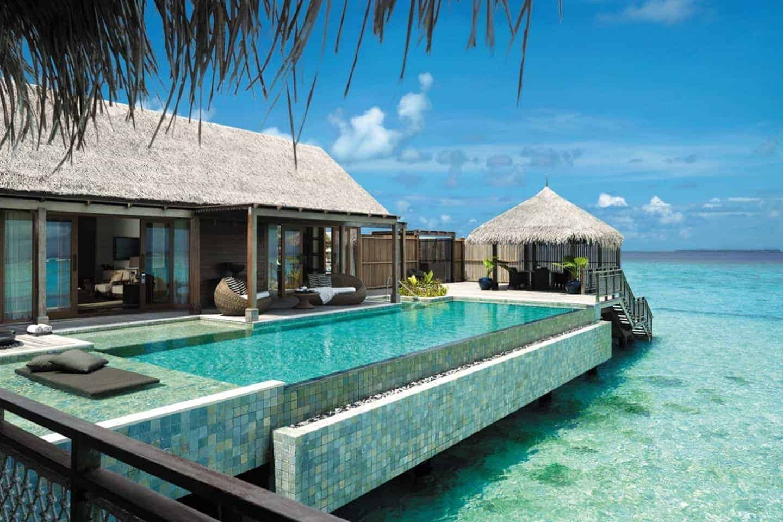 honeymoon top 10 destination Maldives Kuredu Island Resort
