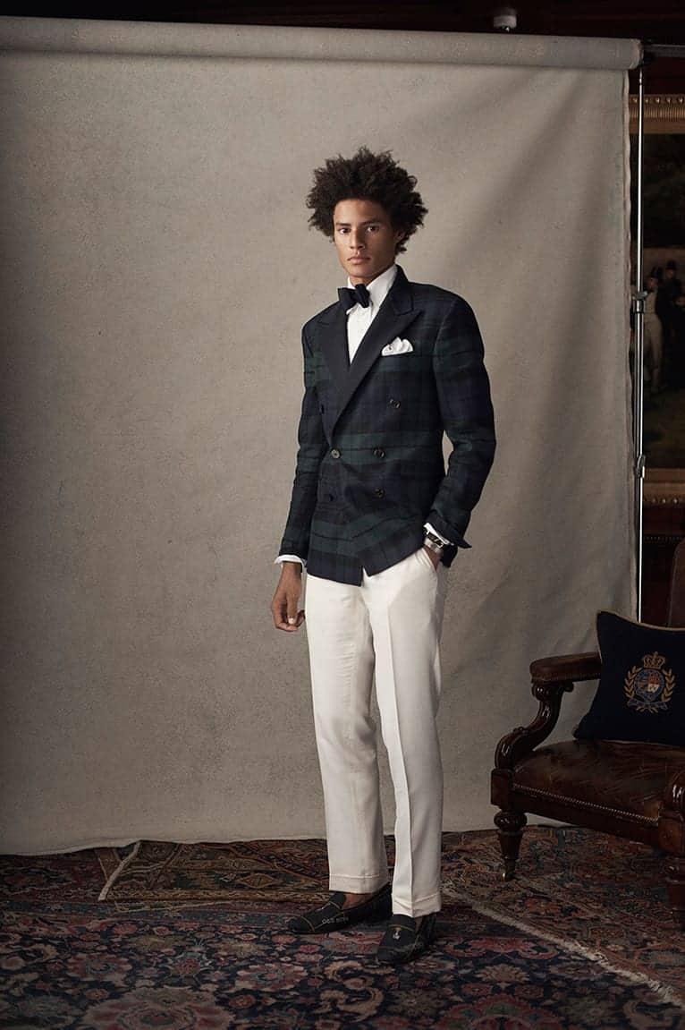 groom suit by Polo Ralph Lauren
