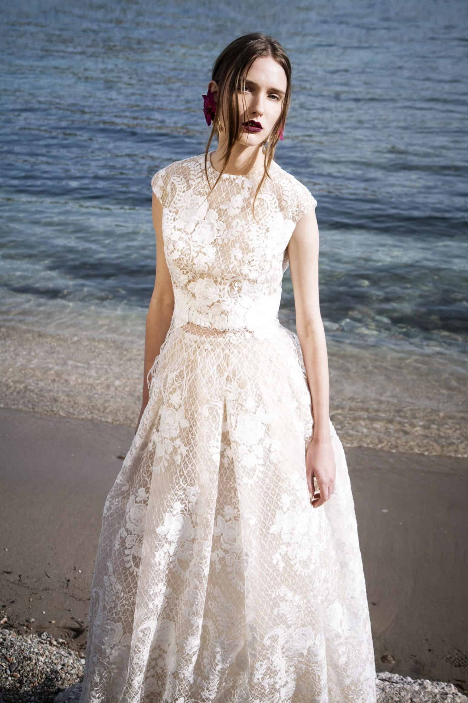 summer wedding at the beach