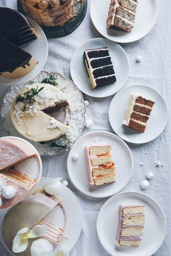 επιλογή γαμήλιας τούρτας