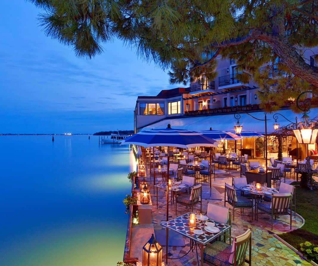 honeymoon top 10 European resorts Belmond Hotel Cipriani in Italy