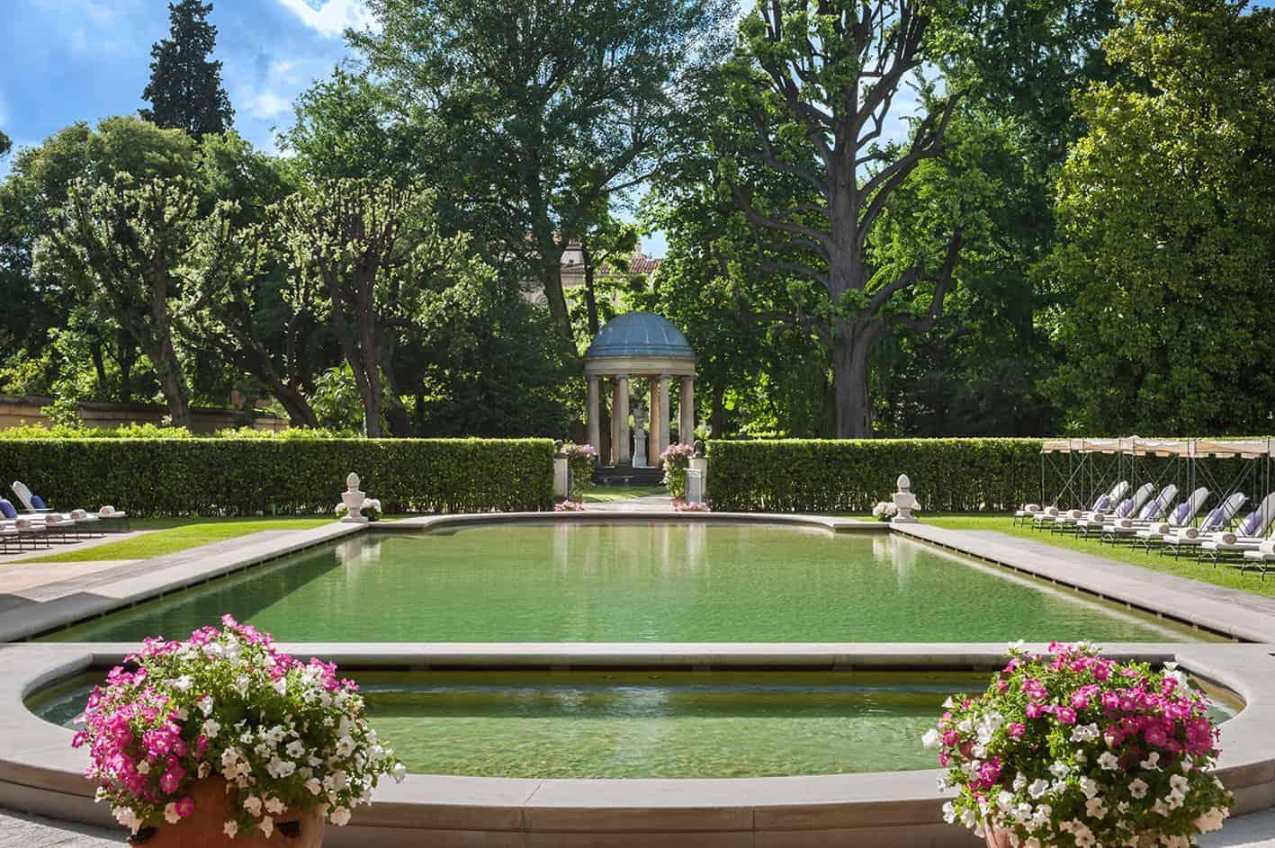honeymoon top 10 European resorts Four Season Hotel in Italy