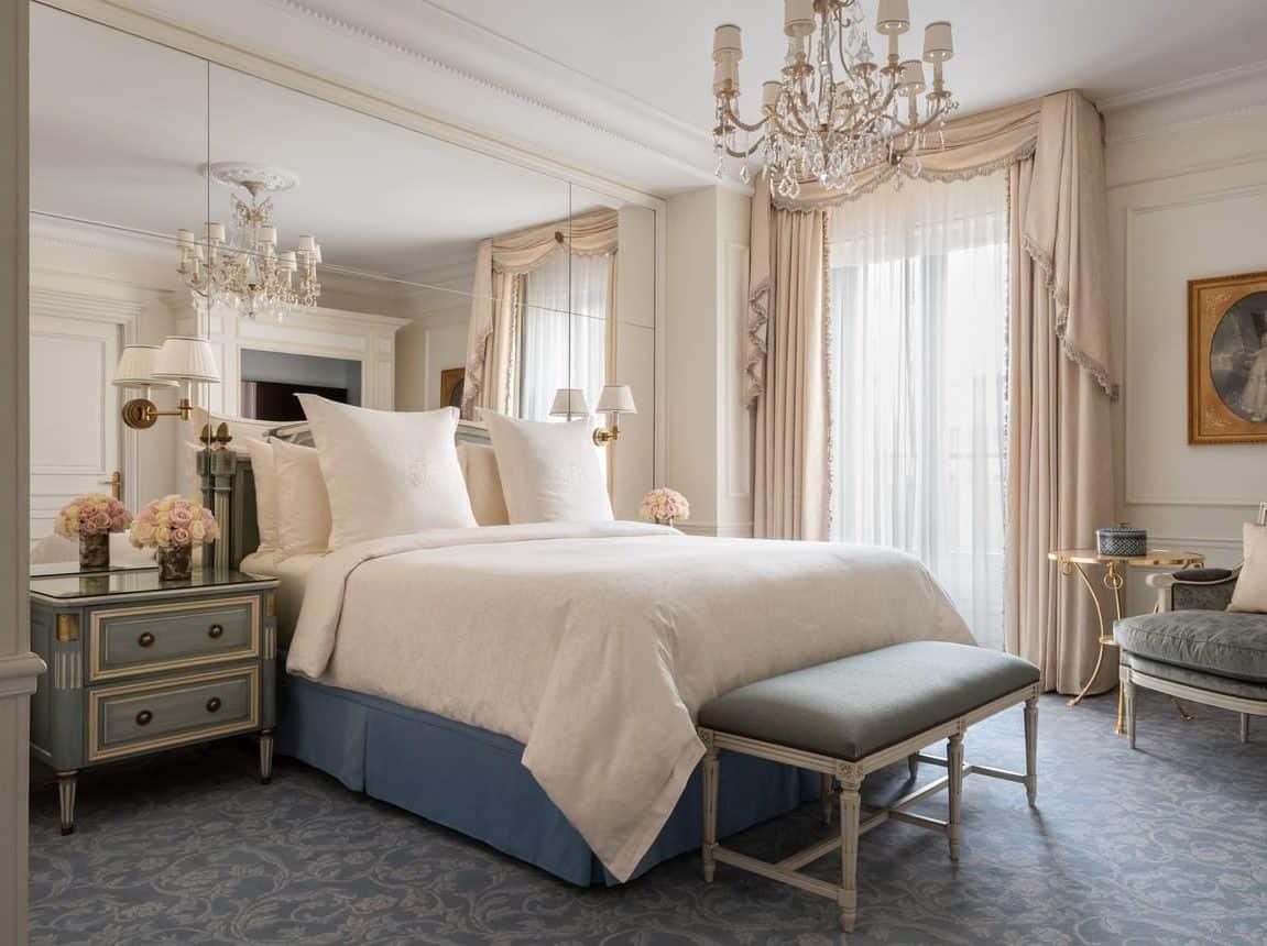 honeymoon top 10 European resorts Four Seasons Hotel George V. in France
