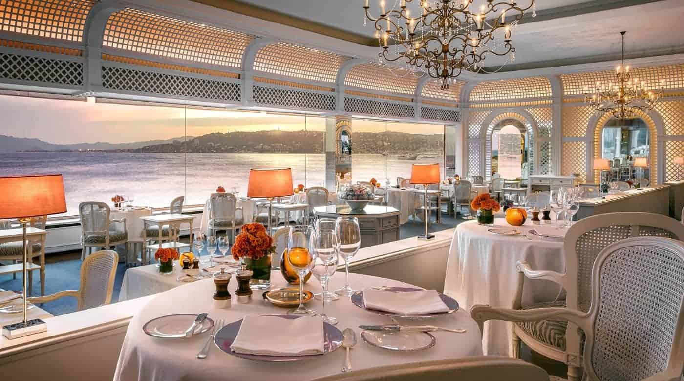 honeymoon top 10 European resorts Hotel Du Cap-Eden-Roc in France