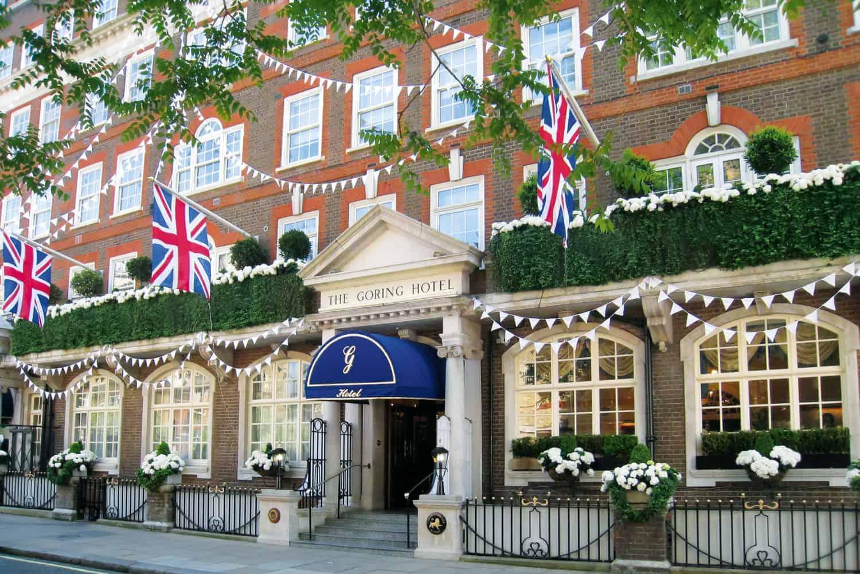 honeymoon top 10 European resorts The Going Hotel in London