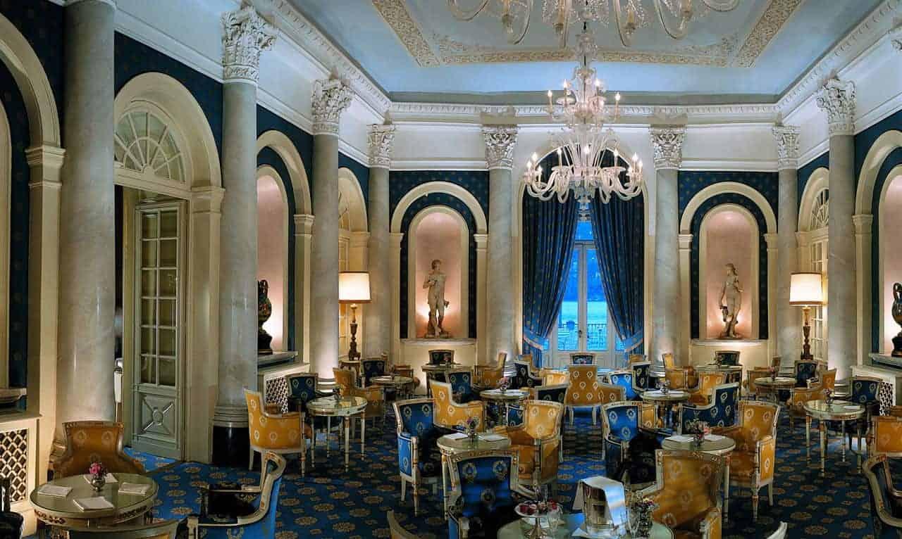honeymoon top 10 European resorts Villa D' Este in Italy