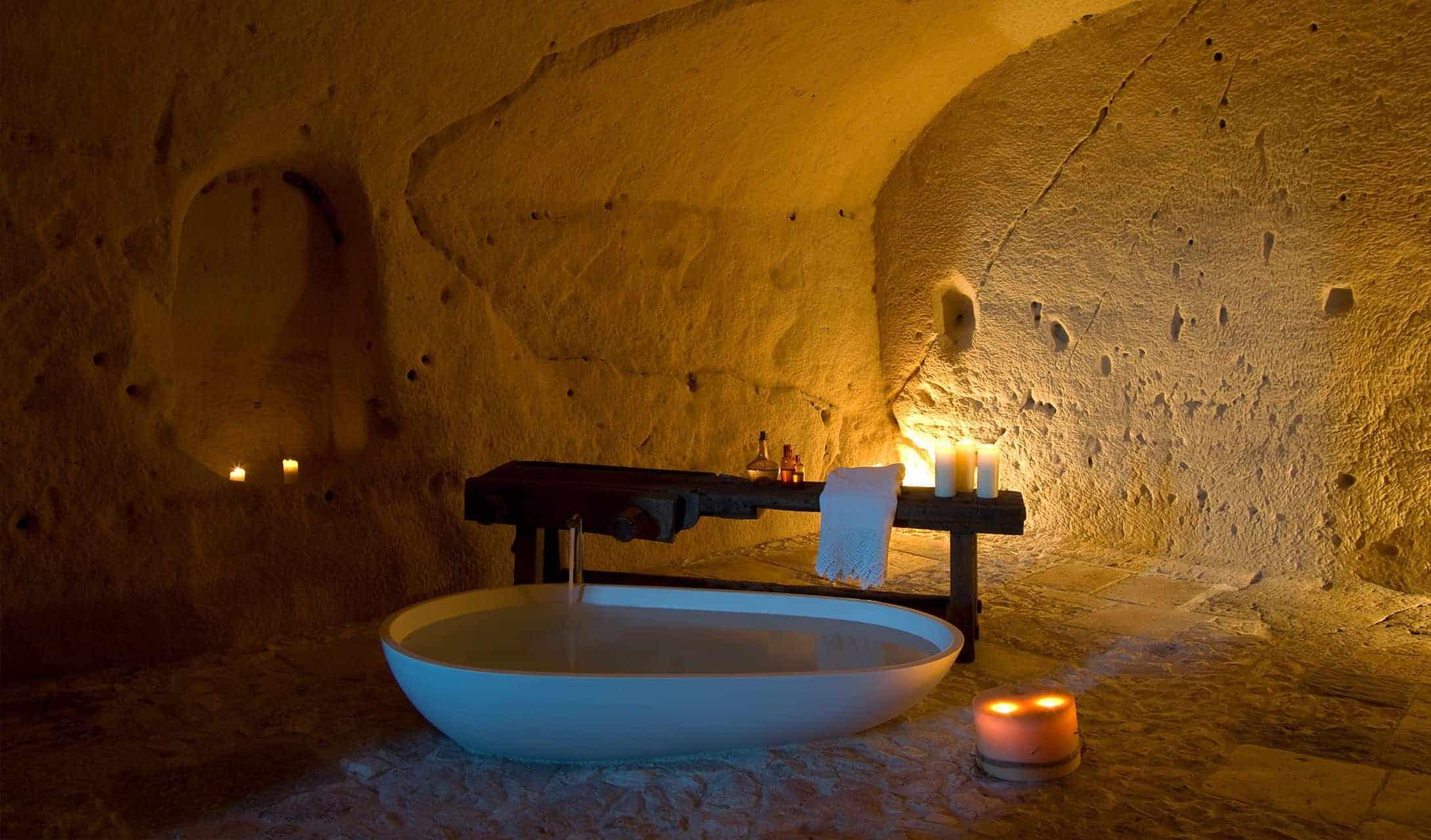 honeymoon Europe South Italy Le Grotte della Civita