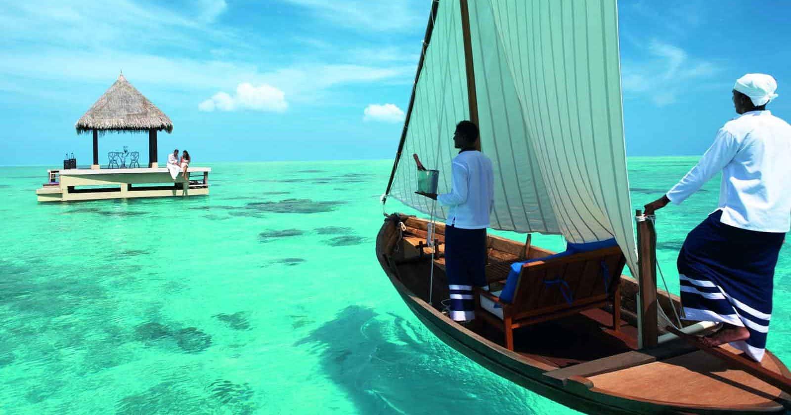 honeymoon spa in Maldives