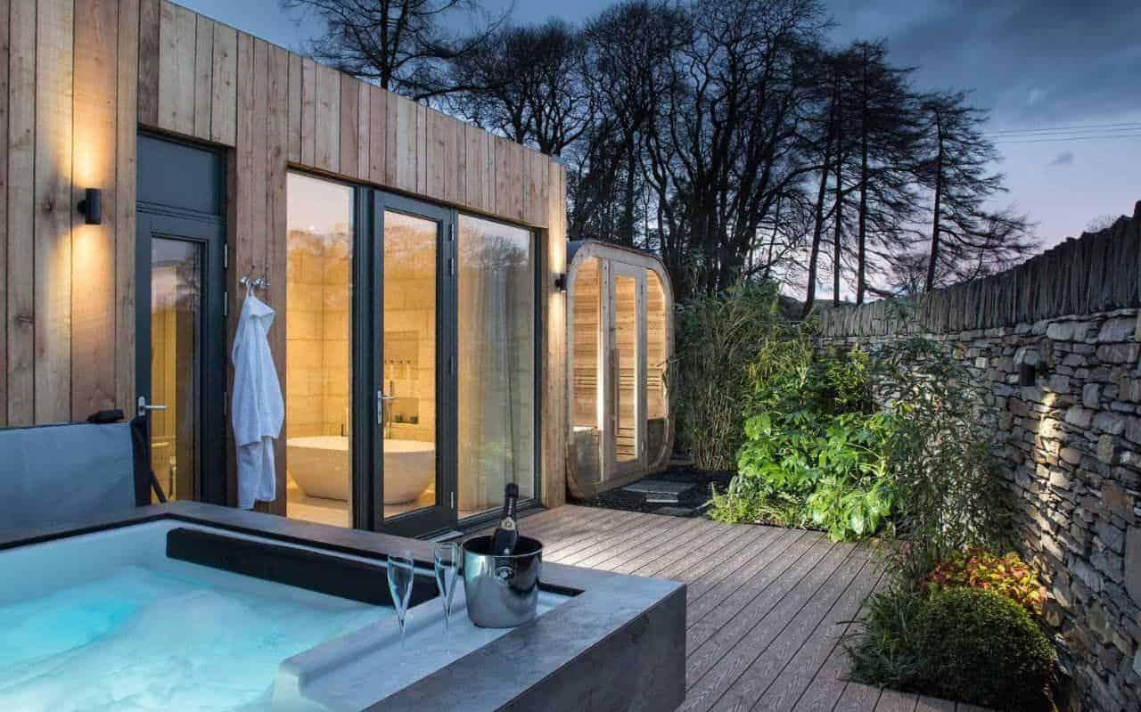 honeymoon top 10 alternative destinations Lake District England Gilpin Hotel & Lake House