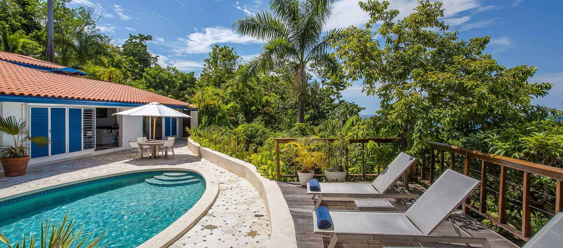 honeymoon top 10 alternative destinations Port Antonio Jamaica Geejam Hotel